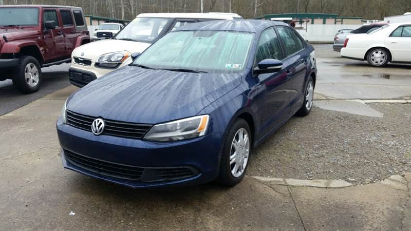 2012 Volkswagen Jetta for sale at Johnnies Quality Preowned Auto LLC in Weston WV