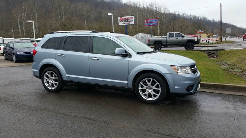 2013 Dodge Journey for sale at Johnnies Quality Preowned Auto LLC in Weston WV