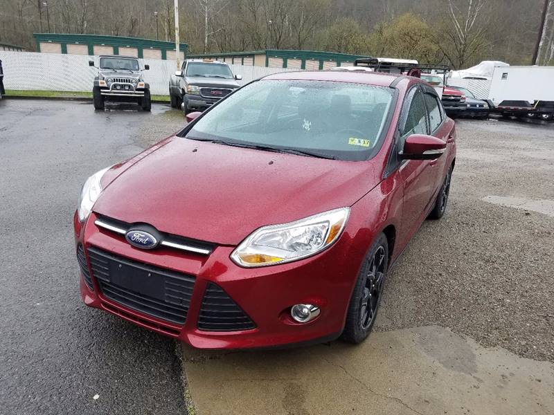 2014 Ford Focus for sale at Johnnies Quality Preowned Auto LLC in Weston WV