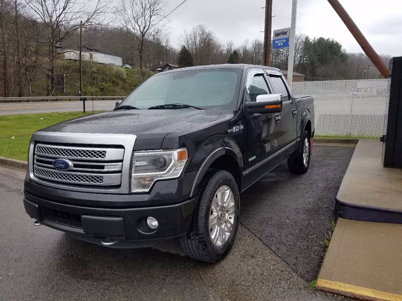 2014 Ford F-150 for sale at Johnnies Quality Preowned Auto LLC in Weston WV