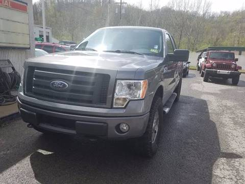 2009 Ford F-150 for sale at Johnnies Quality Preowned Auto LLC in Weston WV