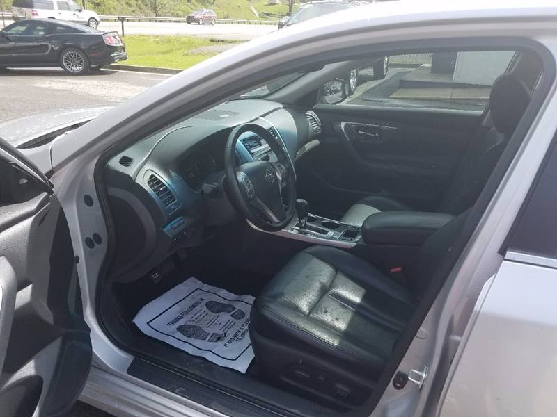 2014 Nissan Altima for sale at Johnnies Quality Preowned Auto LLC in Weston WV