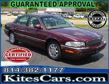 2004 Buick Park Avenue for sale in Meadville, PA