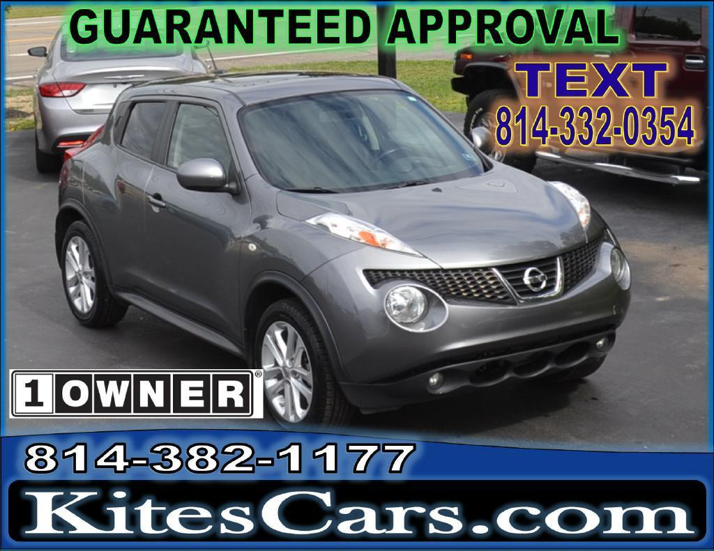 2013 Nissan JUKE for sale at Kightlinger Auto Sales, Inc in Meadville PA