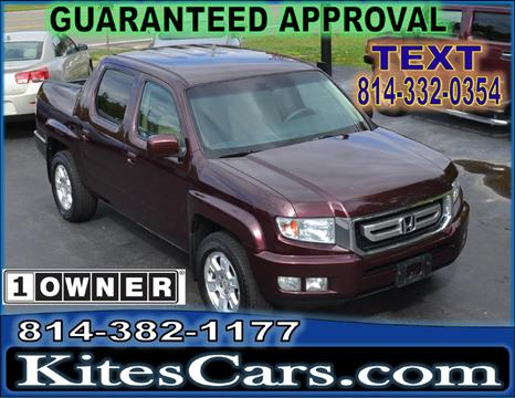 2009 Honda Ridgeline for sale in Meadville, PA