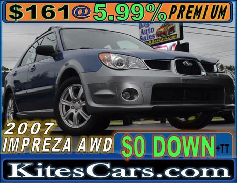 2007 Subaru Impreza for sale in Meadville, PA