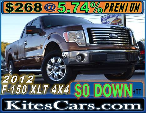 2012 Ford F-150 for sale in Meadville, PA
