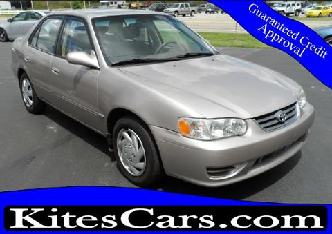 2002 Toyota Corolla for sale in Meadville, PA