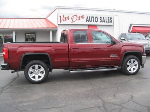 2016 GMC Sierra 1500 for sale in Holland, MI