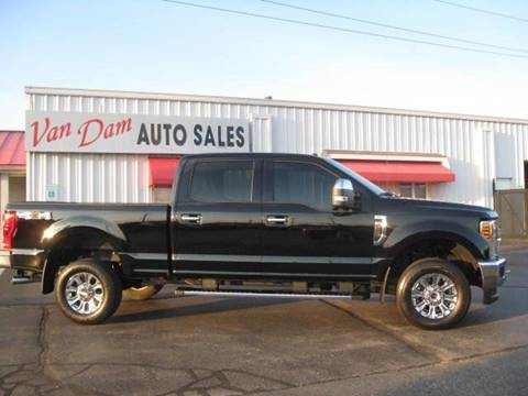 2018 Ford F-250 Super Duty for sale in Holland, MI
