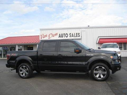 2014 Ford F-150 for sale in Holland, MI