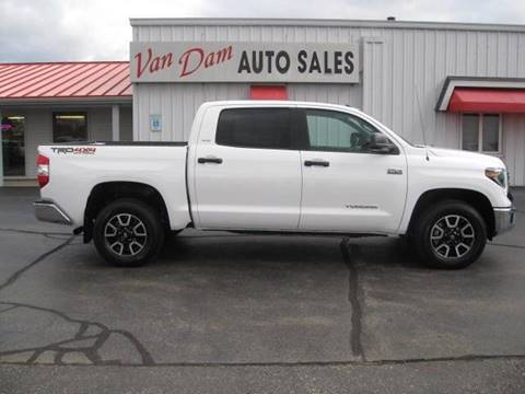 2019 Toyota Tundra for sale in Holland, MI