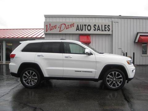 2018 Jeep Grand Cherokee for sale in Holland, MI