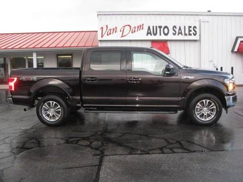 2018 Ford F-150 for sale in Holland, MI