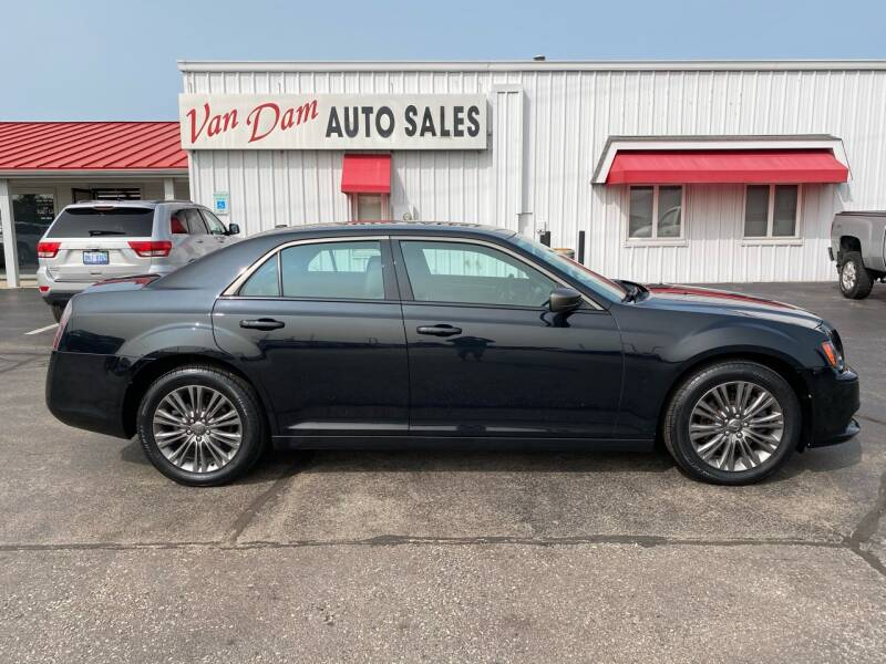 2014 Chrysler 300 for sale at Van Dam Auto Sales Inc. in Holland MI