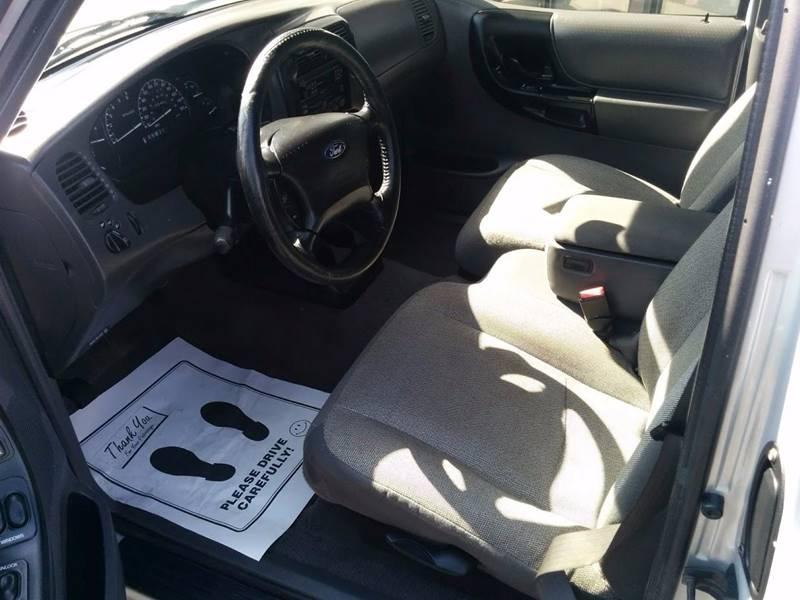 2001 Ford Ranger 2dr SuperCab XLT 2WD Styleside SB - Milan IL