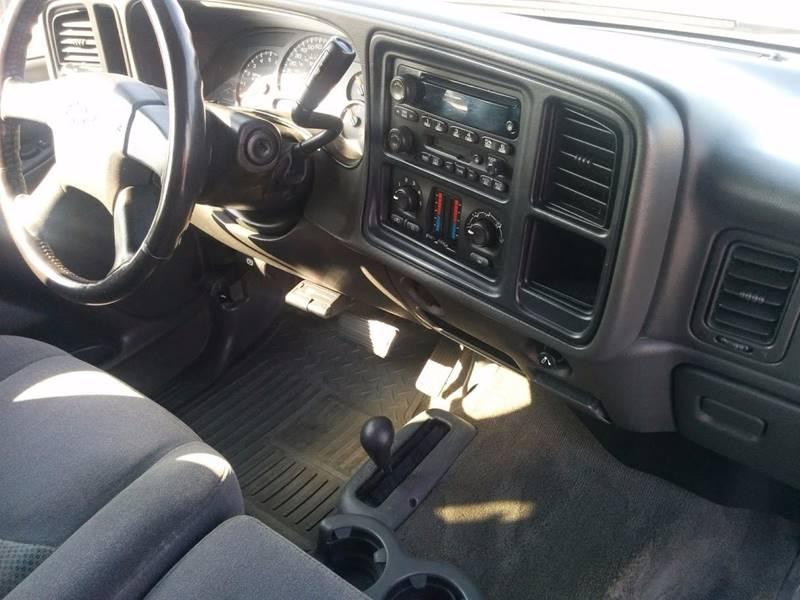 2005 Chevrolet Silverado 1500 4dr Extended Cab Z71 4WD SB - Milan IL