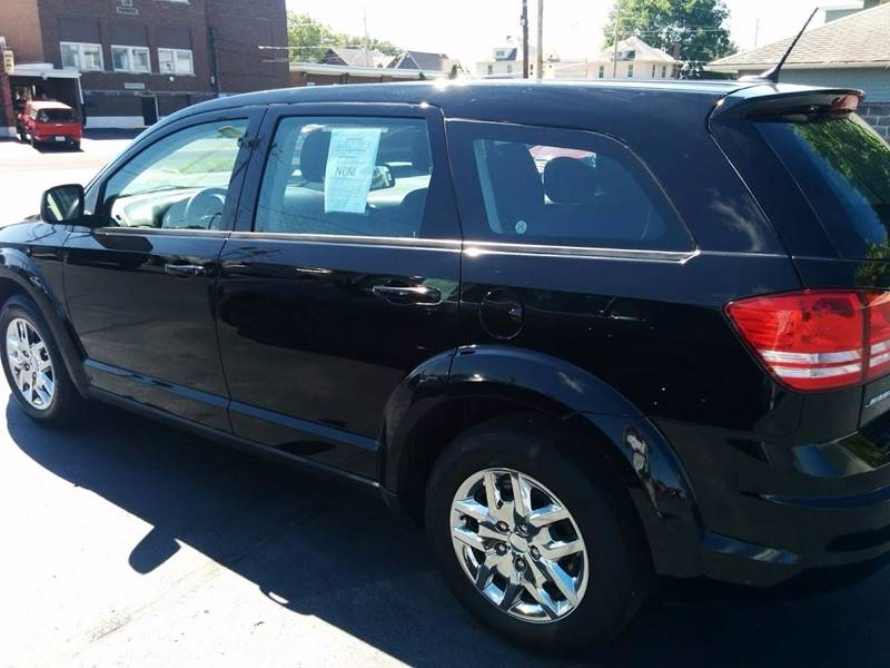 2015 Dodge Journey American Value Package 4dr SUV - Milan IL