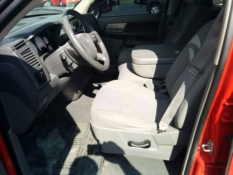 2007 Dodge Ram Pickup 1500 SLT 4dr Quad Cab SB - Milan IL