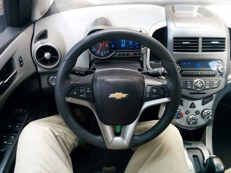 2014 Chevrolet Sonic LT Auto 4dr Sedan - Milan IL