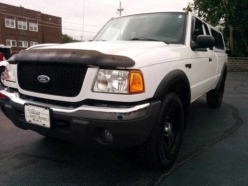 2002 Ford Ranger 2dr SuperCab XLT 4WD SB - Milan IL