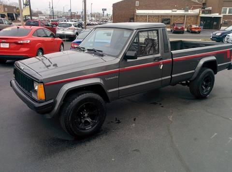 1990 Jeep Comanche for sale in Milan, IL