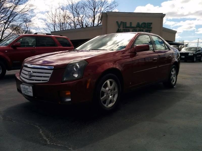 2006 Cadillac CTS 4dr Sedan w/2.8L - Milan IL