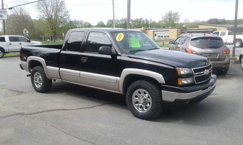 2007 Chevrolet Silverado 1500 Classic for sale at JERRY SIMON AUTO SALES in Cambridge NY