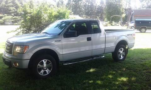 2009 Ford F-150 for sale at JERRY SIMON AUTO SALES in Cambridge NY