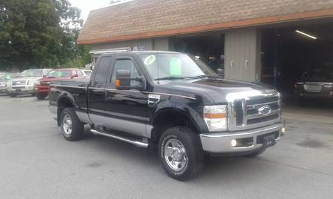 2008 Ford F-250 Super Duty for sale in Cambridge, NY