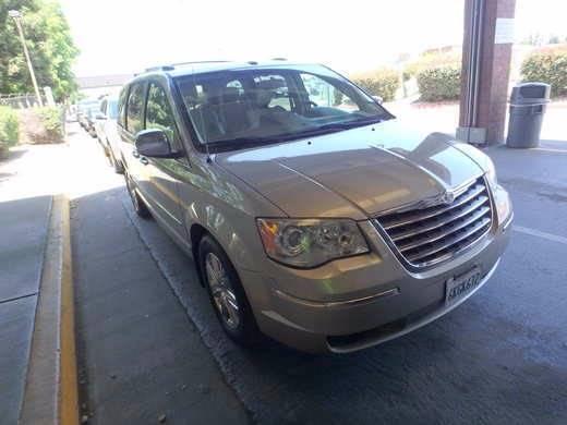 2009 Chrysler Town and Country Limited Mini-Van 4dr - Santa Rosa CA