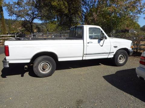1994 Ford F-250 for sale in Santa Rosa, CA