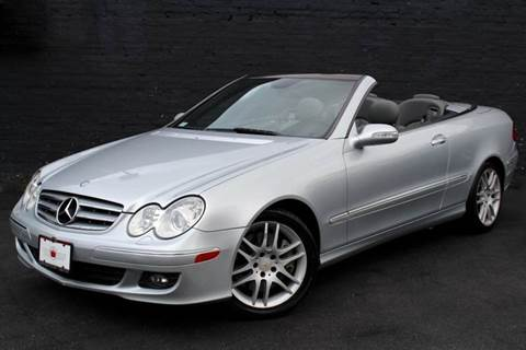 2008 Mercedes-Benz CLK for sale at Kings Point Auto in Great Neck NY