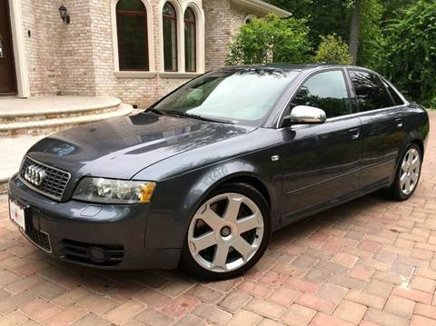 2004 Audi S4 for sale at Kings Point Auto in Great Neck NY