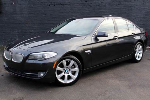 2011 BMW 5 Series for sale at Kings Point Auto in Great Neck NY