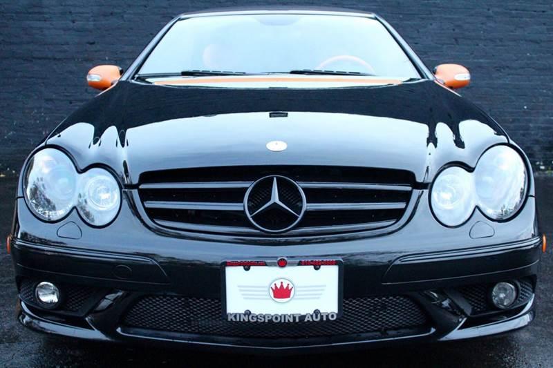 2006 Mercedes-Benz CLK CLK500 2dr Convertible w NAVIGATION, AMG SPORT PACKAGE, HARMAN KARDON PREMIUM SOUND, & FULLY CUSTOMIZED CARLSSON INTERIOR - Great Neck NY