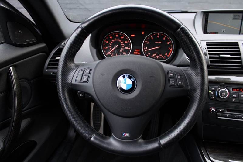2013 BMW 1 Series 135i 2dr Coupe w NAVIGATION, ///M SPORT PACKAGE, TECHNOLOGY PACKAGE, PREMIUM PACKAGE, COMFORT ACCESS - Great Neck NY