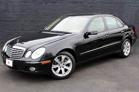 2009 Mercedes-Benz E-Class for sale at Kings Point Auto in Great Neck NY