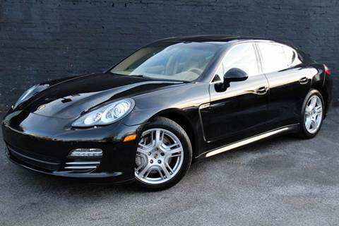 2010 Porsche Panamera for sale at Kings Point Auto in Great Neck NY
