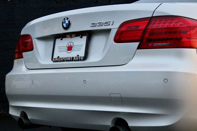 2011 BMW 3 Series 335i xDrive AWD 2dr Coupe w NAVIGATION, SPORT PACKAGE, PREMIUM PACKAGE, COLD WEATHER PACKAGE, CONVEN - Great Neck NY