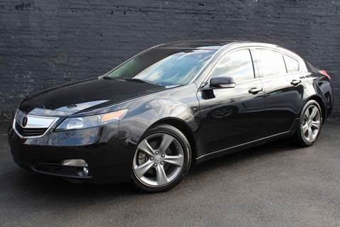 2013 Acura TL for sale at Kings Point Auto in Great Neck NY