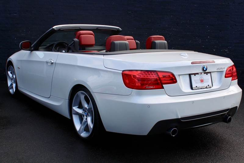 2012 BMW 3 Series 335i 2dr Convertible w NAVIGATION, ///M SPORT PACKAGE, CONVENIENCE PACKAGE, PREMIUM PACKAGE, COLD WE - Great Neck NY