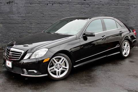 2011 Mercedes-Benz E-Class for sale at Kings Point Auto in Great Neck NY