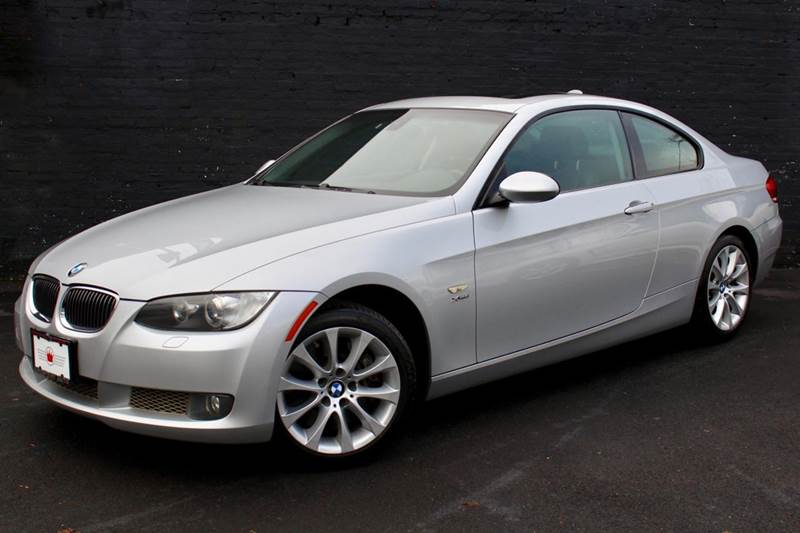 2009 BMW 3 Series 335i xDrive AWD 2dr Coupe w SPORTS PACKAGE, LIGHTING PACKAGE, AND BMW PROFESSIONAL PREMIUM SOUND - Great Neck NY