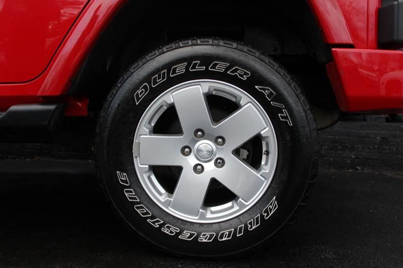 2011 Jeep Wrangler Unlimited Sahara 4x4 4dr SUV - Great Neck NY