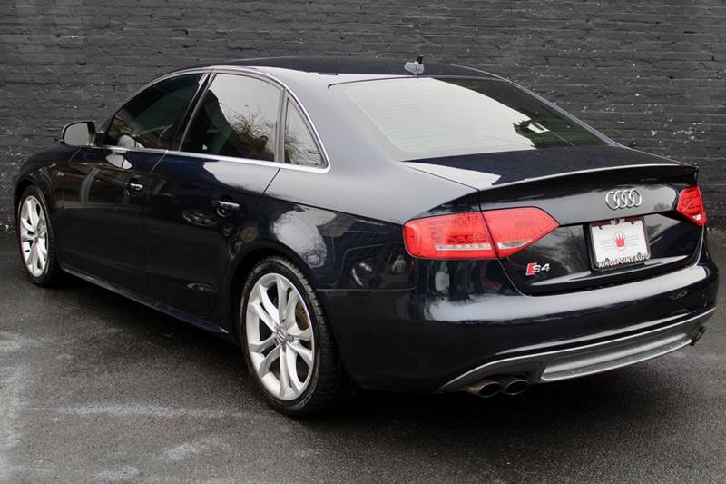 2010 Audi S4 AWD 3.0T quattro Premium Plus 4dr Sedan 6M - Great Neck NY