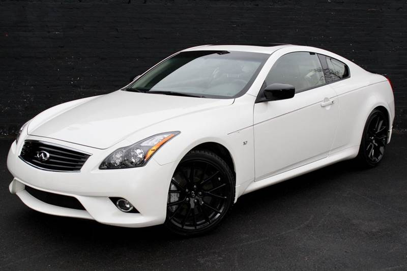 2015 Infiniti Q60 Coupe for sale at Kings Point Auto in Great Neck NY