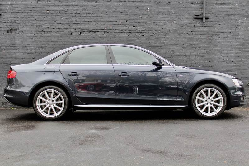 2014 Audi A4 2.0T quattro Premium Plus AWD 4dr Sedan 6M - Great Neck NY
