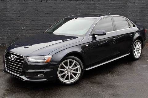 2014 Audi A4 for sale at Kings Point Auto in Great Neck NY