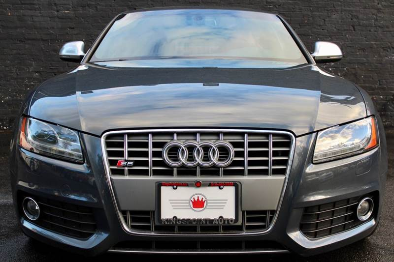 2008 Audi S5 AWD quattro 2dr Coupe 6M - Great Neck NY